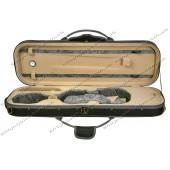 Футляр для скрипки прямоугольный с шелком