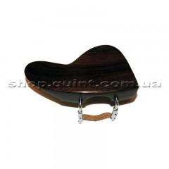 Подбородник для скрипки Ohrenform из палисандра.