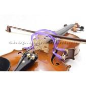 Приспособление для выработки ровного ведения скрипичного смычка