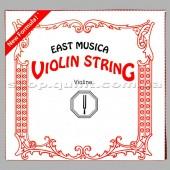 Комплект струн для скрипки East Musica