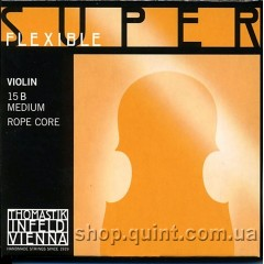 Комплект струн для скрипки Thomastik Superflexible.