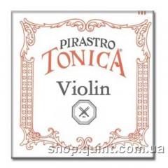 Комплект струн для скрипки Pirastro Tonica.