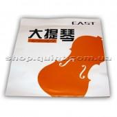 Струны для виолончели на металлической основе.