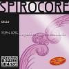 Комплект струн для виолончели Thomastik Spirocore