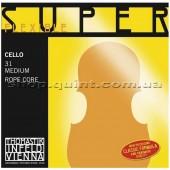 Комплект струн для виолончели Thomastik Superflexible